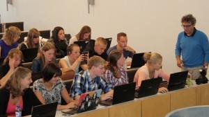 Studierende der PABO Zwolle